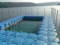 Плавучие бассейны для любого водоема