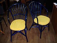 """Кресло """"Модена"""". Плетеная мебель из ротанга."""