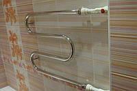 Монтаж полотенцесушителя