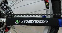 Защита пера от цепи для велосипеда (Merida)