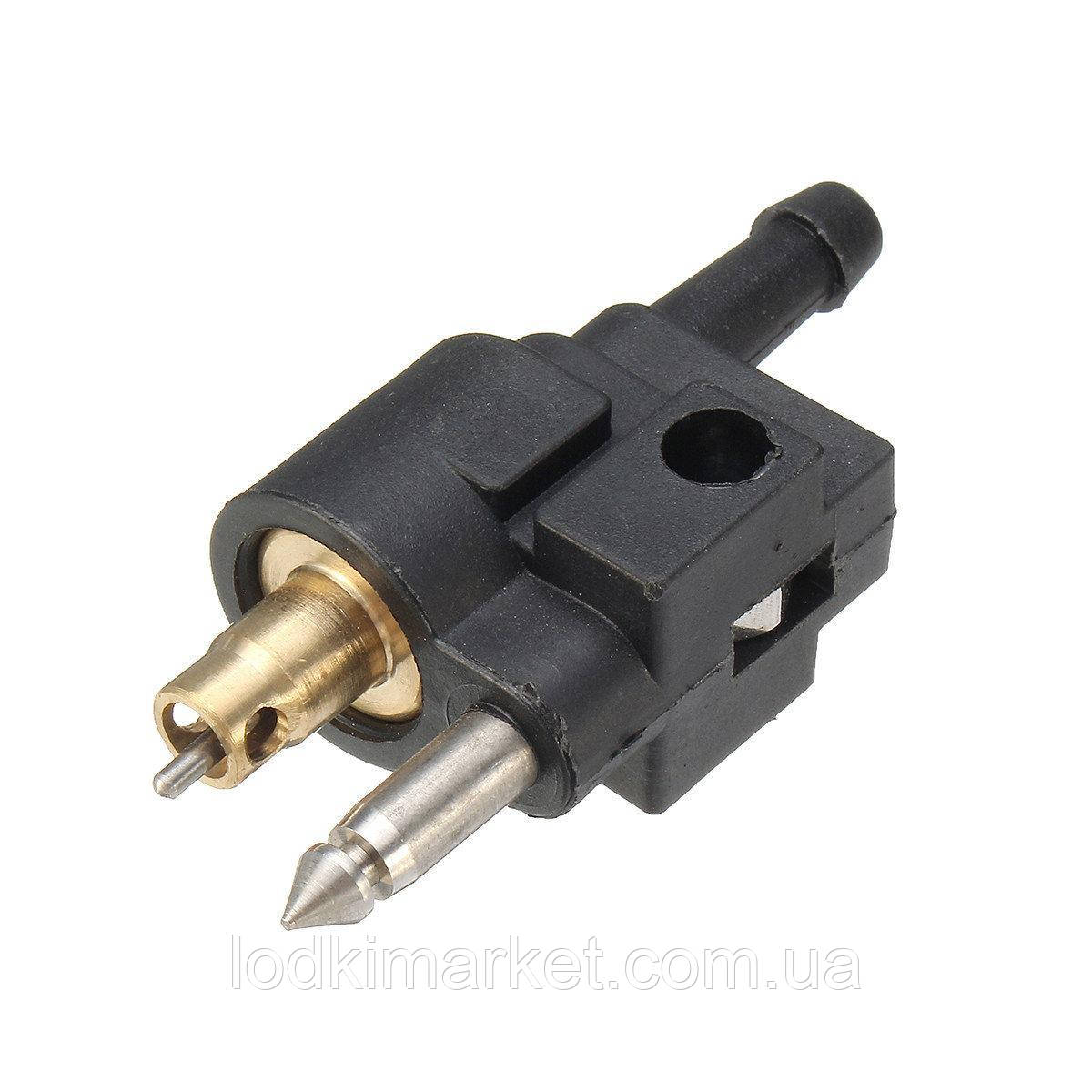"""Топливный коннектор """"папа"""" для моторов Mercury, Yamaha, Parsun, C14536"""