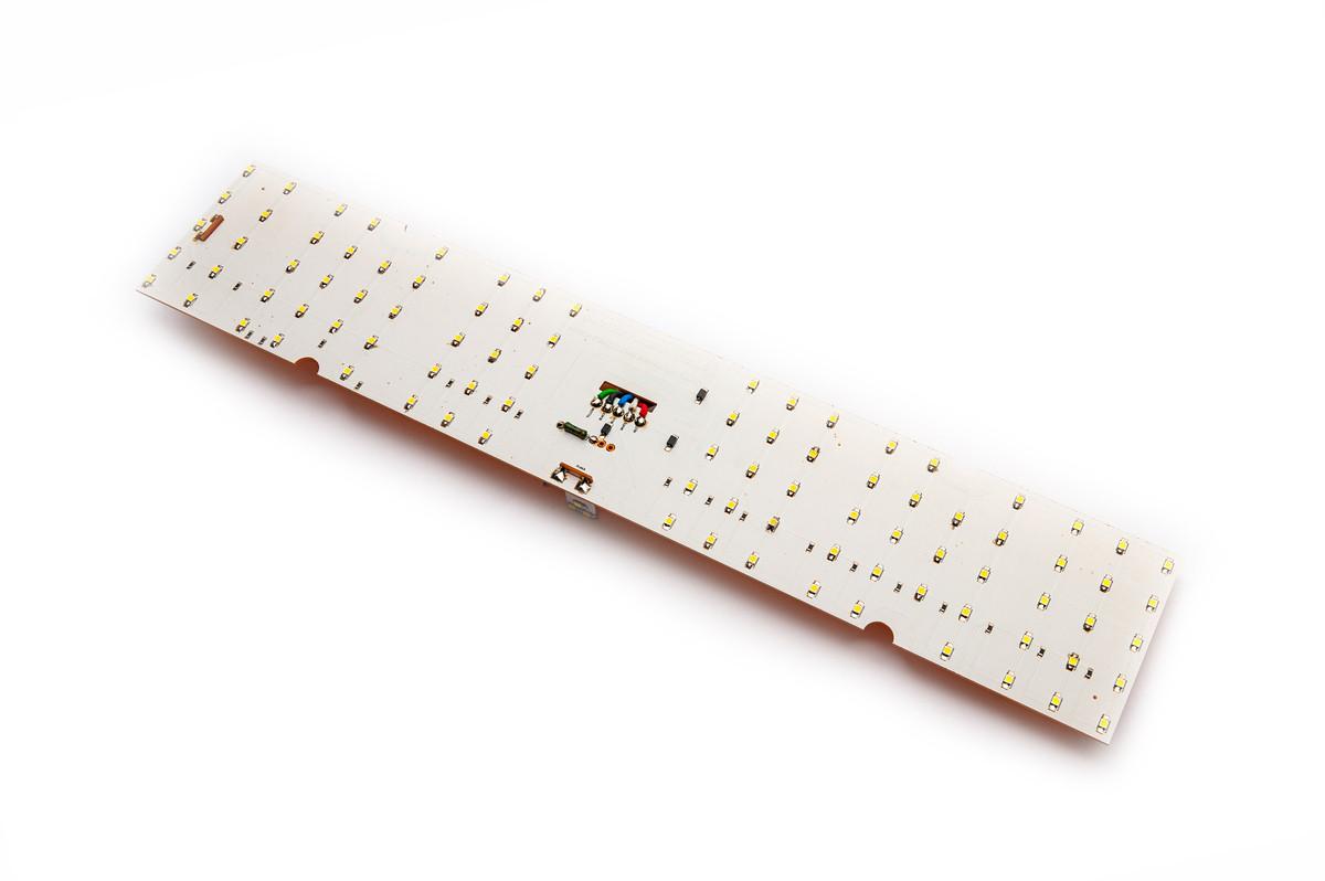 Диодная вставка 24вольт в универсальный 7-ми секционный фонарь