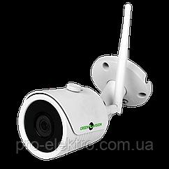 Наружная IP камера GreenVision GV-110-IP-E-СOF50-25 Wi-Fi 5MP (Ultra)