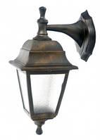 Светильник парковый (бра верх-низ) НС04 мат. ст. бронза