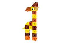 Конструктор Gigo В мире животных. Жираф