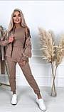 """Жіночий трикотажний костюм трійка """"Amalfi"""", фото 2"""