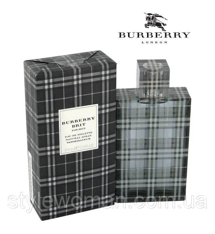 741e4e8b925f Burberry Brit For Men Барбери Брит Фо Мен мужской 100мл реплика -  Интернет-магазин
