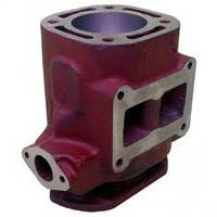 Гильза пускового двигателя ПД-10 в сборе (поршень , кольца)