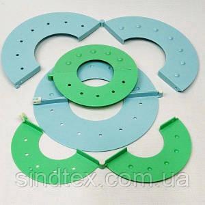 Пристосування для помпонів (діаметр 20см і 14см) (657-Л-0352)