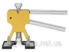 Инструмент для удаления вмятин автомобиля минилифтер Dent Lifter + 18 наконечников грибков