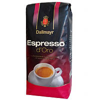 Кофе в зернах Dallmayr Espresso d'Oro 1 кг.