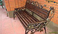 Качели скамейка для дачи