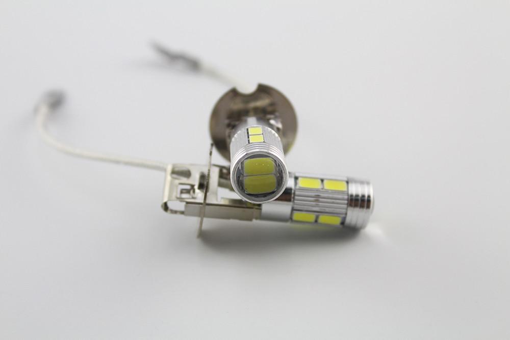 Светодиодная автолампа H3 3.5W 12V 10штук SMD 5730