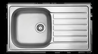 Кухонная мойка из нержавеющей стали  HYР 860.500 GT 8K, фото 1