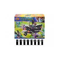Конструктор Brick CHIMA 30712-7, 18х4,5х14 см.