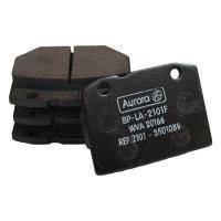 Колодка передняя дискового тормоза ВАЗ 2101 2102 2103 2104 2105 2106 2107 2101-3501090 Aurora