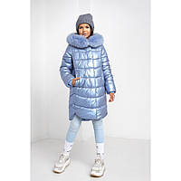 Детское зимнее пальто на девочку София