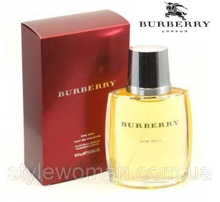 Burberry for Men Burberry Барберри фо Мен Барберри мужской 100мл реплика
