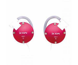 Навушники Icon Scan-3 (Червоний)
