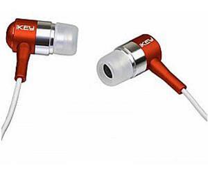 Навушники iKey ED-E180 Червоний