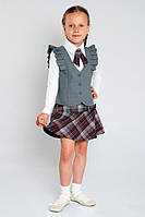 Юбка школьная, красивая школьная юбка, школьная форма юбки, школьная юбка клетка, школьные юбки в складку