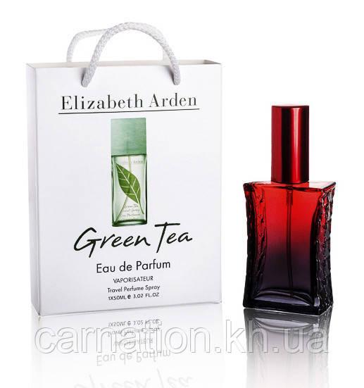 Духи в подарунковій упаковці Elizabeth Arden Green Tea 50 мл