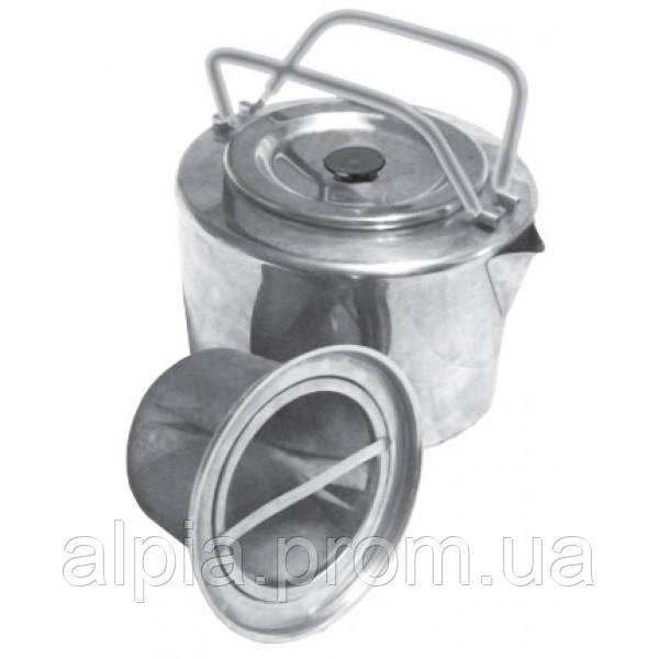 Чайник с нержавеющей стали Tramp TRC-066 1.2 л