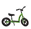 Беговел дитячий PROFI KIDS M 5455-2 12 дюймів зелене**
