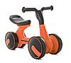 Беговел дитячий PROFI KIDS M 5449-5 4 колеса 7 дюймів помаранчевий**