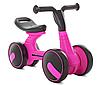 Беговел дитячий PROFI KIDS M 5449-4 4 колеса 7 дюймів рожевий**