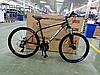 """Велосипед спортивный горный Crosser Thomas 26 колеса 26 дюймов рама алюминий 17"""" черный **"""