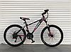 Спортивный велосипед Top Rider 611 колеса 26 дюймов рама сталь розовый