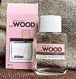Жіночі парфуми тестер She Wood Dsquared 2 Duty Free 60 ml, фото 3