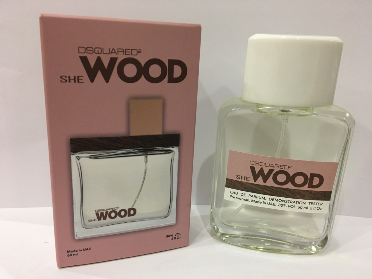 Жіночі парфуми тестер She Wood Dsquared 2 Duty Free 60 ml