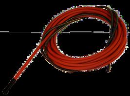 Канал подає червона (спіраль) 5 м D 1,0-1,2 мм (XL124.0035)