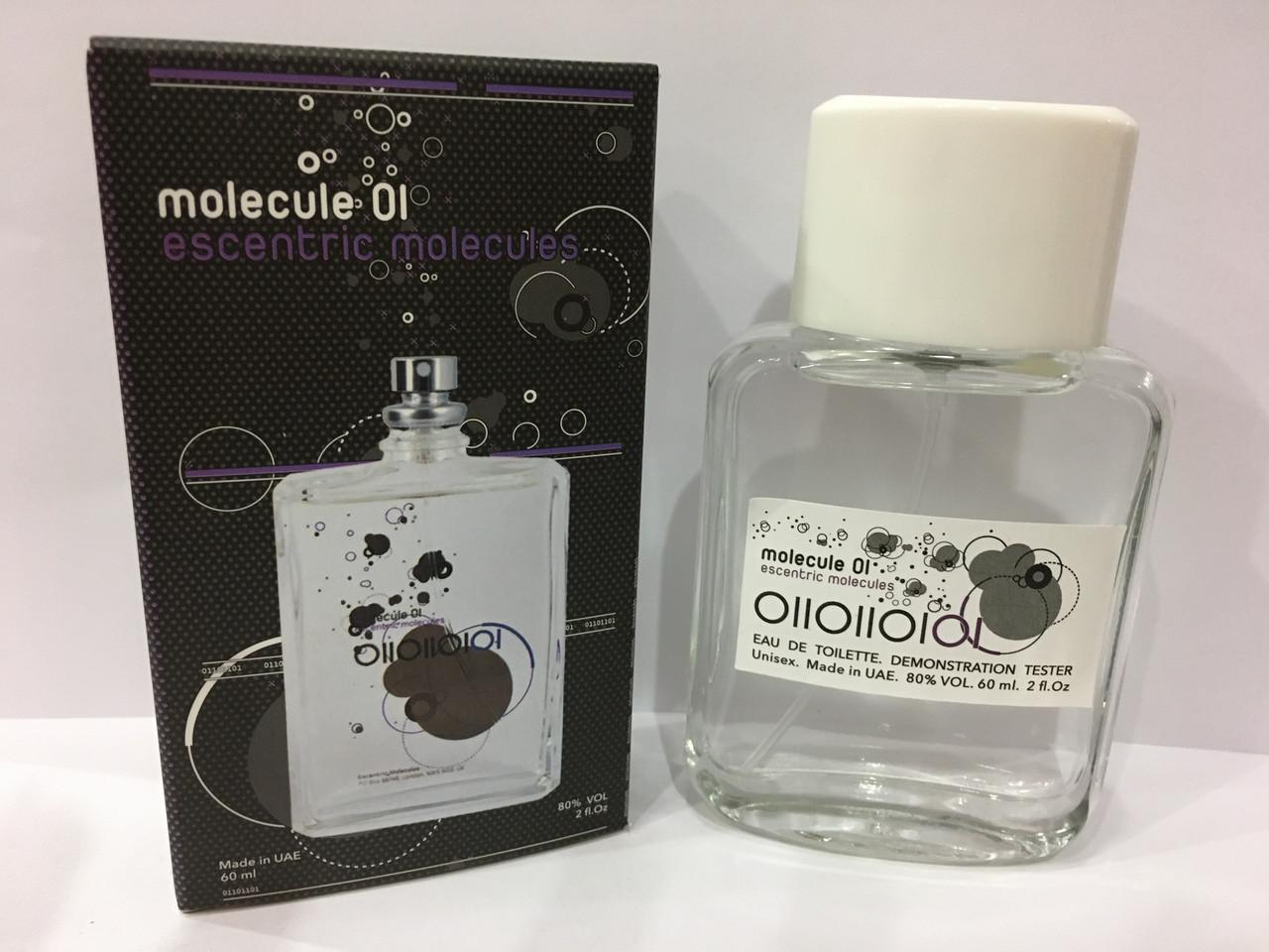 Унісекс парфуми міні тестер Molecule 01 Escentric Molecules DutyFree 60 мл (Молекула 01)