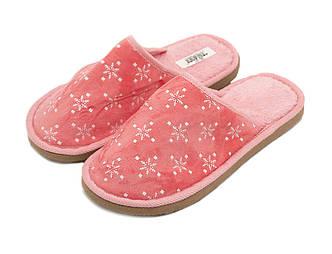 Комнатные тапки для женщин Розовый Размер: 36-37; 38-39; 40-41