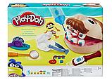 Стоматолог пластилин Мистер Зубастик игровой набор развивающий для детей, фото 2