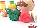 Стоматолог пластилин Мистер Зубастик игровой набор развивающий для детей, фото 3