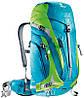 Мужской треккинговый рюкзак DEUTER ACT Trail PRO 34, 3441115 3214 бирюзовый