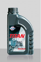 Полусинтетическое моторное масло TITAN (титан) CFE MC 10w40 1л.