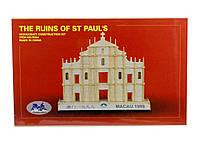 """Sea-Land"" Руины собора Святого Павла P064 6 пластин"