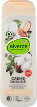 Гель для душу alverde NATURKOSMETIK Cremedusche Bio-Baumwolle Bio-Mandel 250мл