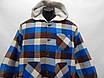 Куртка - рубашка мужская на меху Over Joyed р.48-50 018KRMD, фото 2