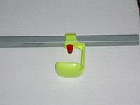 Поилка ниппельная  с каплеуловителем для кур , бройлеров ,перепелов, фото 1