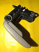 Подлокотник передний кожа бежевый Bmw e46 1998 - 2005 51168213679 Bmw