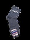 Шкарпетки чоловічі бавовна + стрейч Україна р.29 середня посадка. Колір чорний, сірий, синій. Від 10 пар по 7,50грн, фото 3