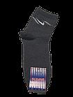 Шкарпетки чоловічі бавовна + стрейч Україна р.29 середня посадка. Колір чорний, сірий, синій. Від 10 пар по 7,50грн, фото 4