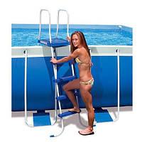 Лестница для бассейна 122 см Intex (28062)