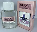 Жіночі парфуми міні тестер Gucci Parfum 2 DutyFree 60 мл (Гуччі Парфум 2), фото 4